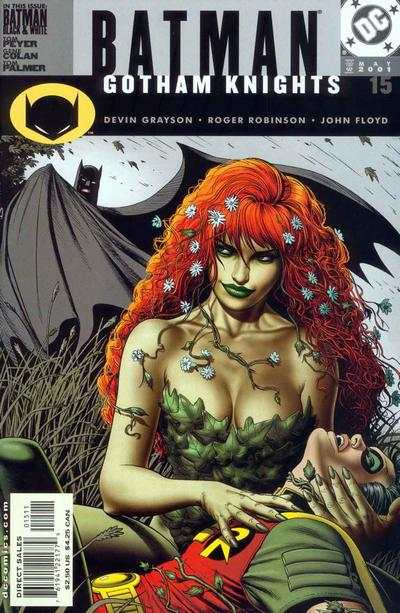 Batman: Gotham Knights #15 comic books for sale