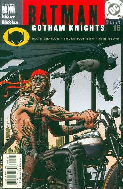 Batman: Gotham Knights #16 comic books for sale