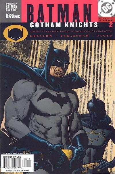 Batman: Gotham Knights #2 comic books - cover scans photos Batman: Gotham Knights #2 comic books - covers, picture gallery