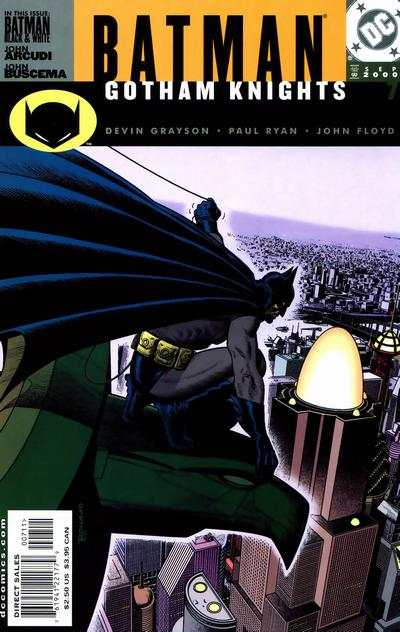 Batman: Gotham Knights #7 comic books - cover scans photos Batman: Gotham Knights #7 comic books - covers, picture gallery