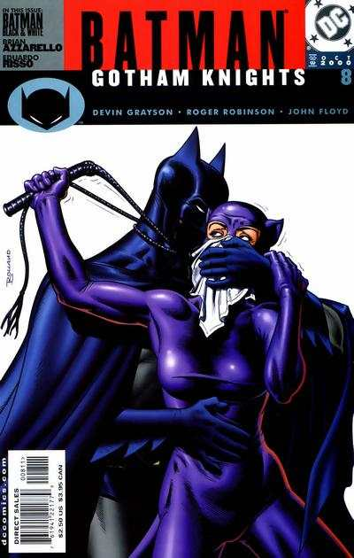 Batman: Gotham Knights #8 comic books - cover scans photos Batman: Gotham Knights #8 comic books - covers, picture gallery