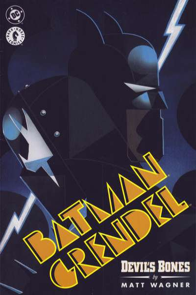 Batman/Grendel #1 Comic Books - Covers, Scans, Photos  in Batman/Grendel Comic Books - Covers, Scans, Gallery