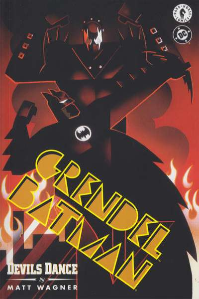 Batman/Grendel #2 Comic Books - Covers, Scans, Photos  in Batman/Grendel Comic Books - Covers, Scans, Gallery