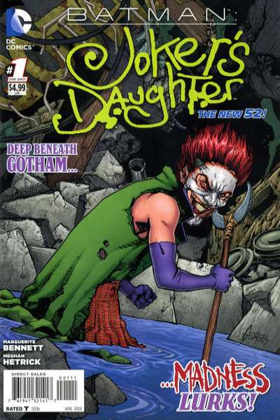 Batman: Joker's Daughter Comic Books. Batman: Joker's Daughter Comics.