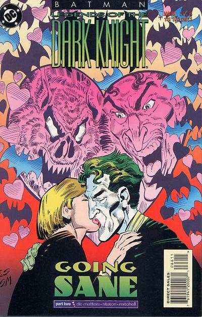 Batman: Legends of the Dark Knight #66 Comic Books - Covers, Scans, Photos  in Batman: Legends of the Dark Knight Comic Books - Covers, Scans, Gallery