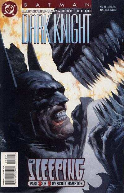 Batman: Legends of the Dark Knight #78 comic books - cover scans photos Batman: Legends of the Dark Knight #78 comic books - covers, picture gallery