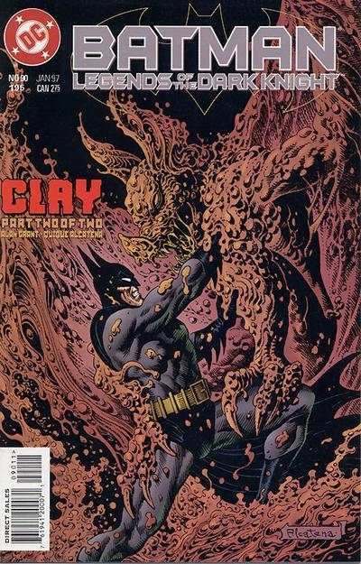 Batman: Legends of the Dark Knight #90 comic books for sale