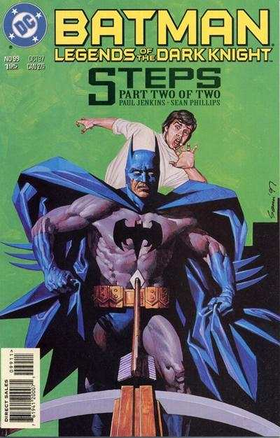 Batman: Legends of the Dark Knight #99 comic books for sale