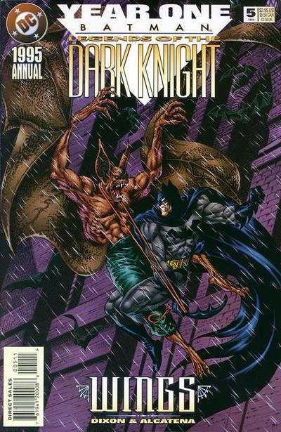 Batman: Legends of the Dark Knight #5 comic books - cover scans photos Batman: Legends of the Dark Knight #5 comic books - covers, picture gallery
