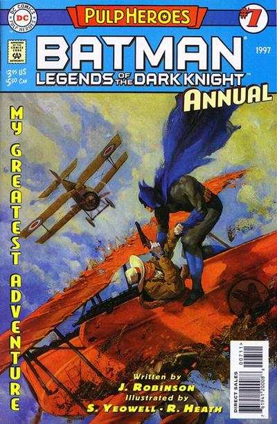Batman: Legends of the Dark Knight #7 comic books for sale