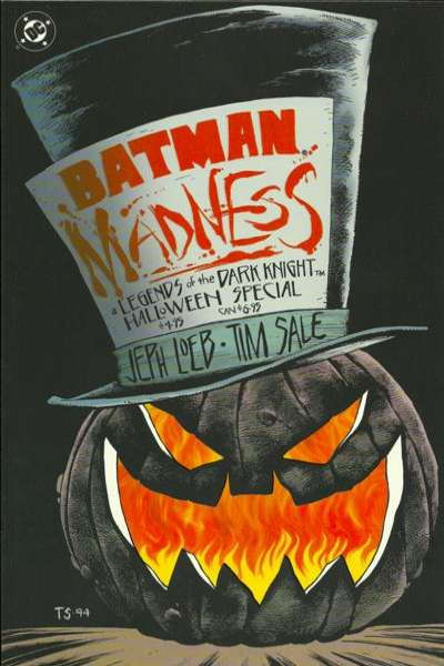 Batman: Legends of the Dark Knight #1 comic books for sale