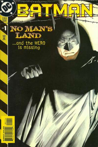 Batman: No Man's Land Comic Books. Batman: No Man's Land Comics.