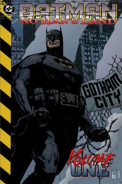 Batman: No Man's Land #1 comic books for sale