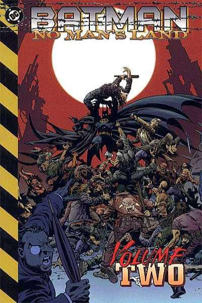 Batman: No Man's Land #2 comic books for sale