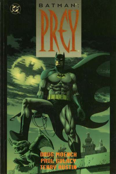 Batman: Prey comic books