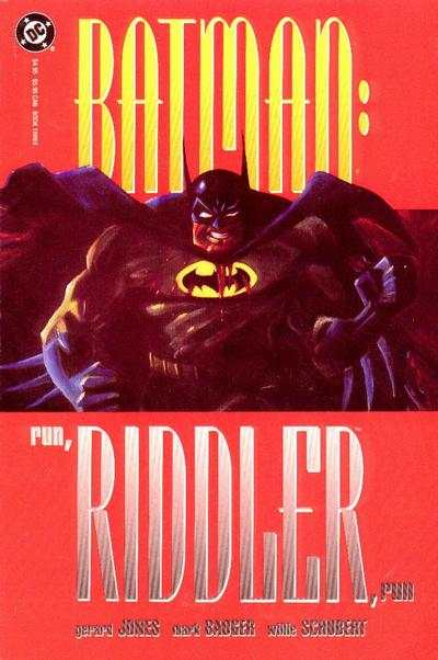 Batman: Run Riddler Run #3 comic books for sale