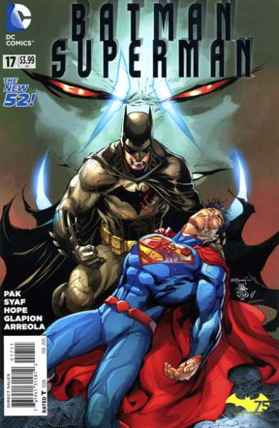 Batman/Superman #17 comic books for sale