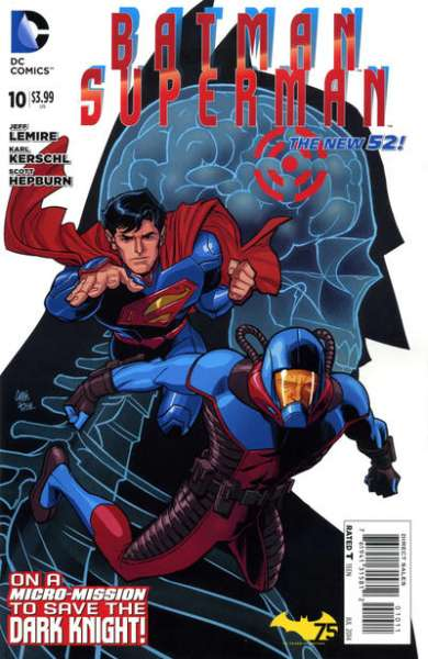 Batman/Superman #10 comic books for sale