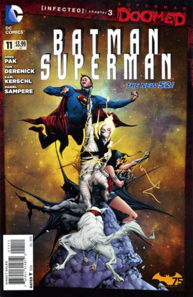 Batman/Superman #11 comic books - cover scans photos Batman/Superman #11 comic books - covers, picture gallery