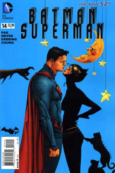 Batman/Superman #14 comic books for sale