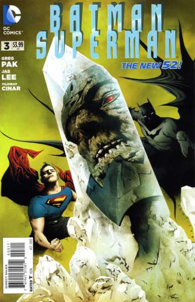 Batman/Superman #3 comic books - cover scans photos Batman/Superman #3 comic books - covers, picture gallery