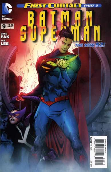 Batman/Superman #9 comic books for sale
