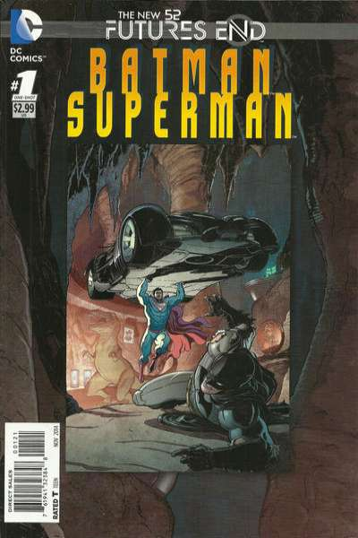 Batman/Superman: Futures End Comic Books. Batman/Superman: Futures End Comics.