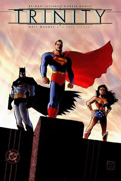 Batman/Superman/Wonder Woman: Trinity Comic Books. Batman/Superman/Wonder Woman: Trinity Comics.