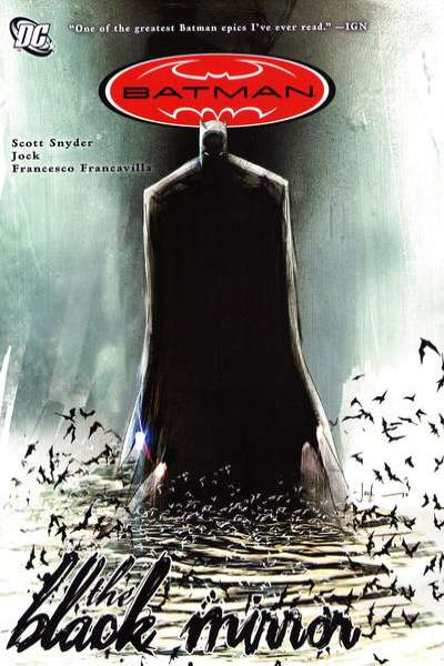 Batman: The Black Mirror comic books