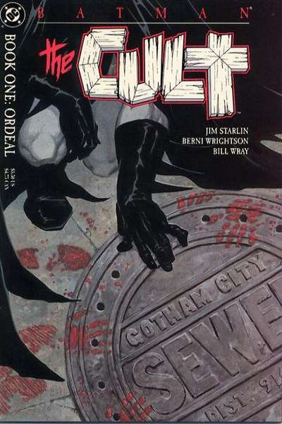 Batman: The Cult Comic Books. Batman: The Cult Comics.