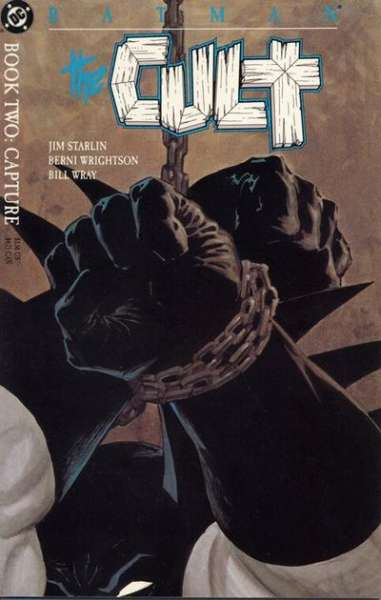 Batman: The Cult #2 comic books for sale