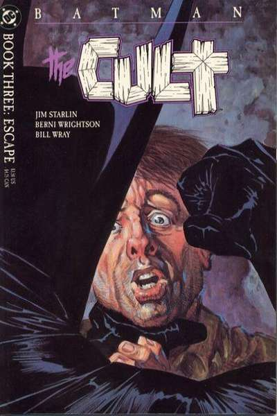 Batman: The Cult #3 comic books for sale