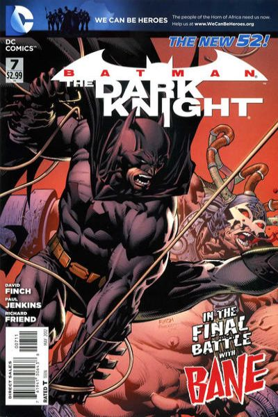 Batman: The Dark Knight #7 Comic Books - Covers, Scans, Photos  in Batman: The Dark Knight Comic Books - Covers, Scans, Gallery