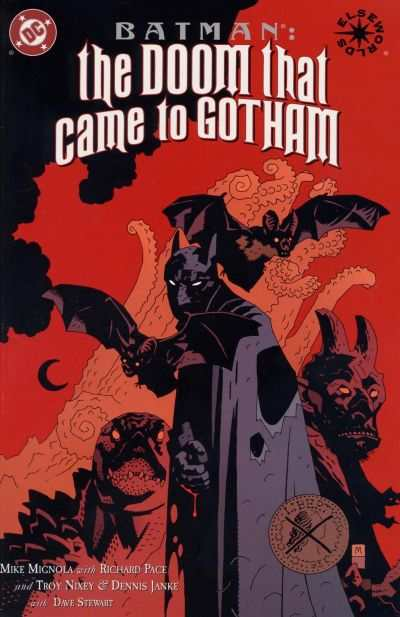 Batman: The Doom that Came to Gotham #3 Comic Books - Covers, Scans, Photos  in Batman: The Doom that Came to Gotham Comic Books - Covers, Scans, Gallery