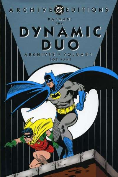 Batman: The Dynamic Duo Archives - Hardcover #1 Comic Books - Covers, Scans, Photos  in Batman: The Dynamic Duo Archives - Hardcover Comic Books - Covers, Scans, Gallery
