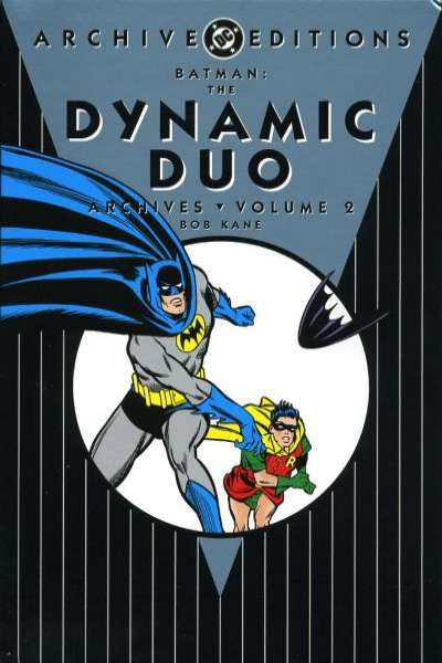 Batman: The Dynamic Duo Archives - Hardcover #2 comic books for sale