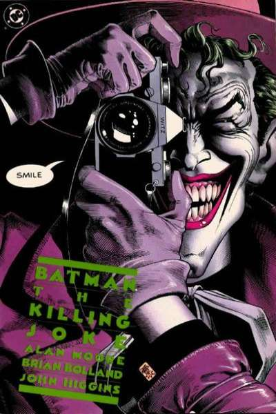 Batman: The Killing Joke Comic Books. Batman: The Killing Joke Comics.