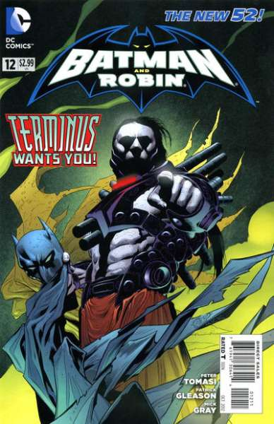Batman and Robin #12 Comic Books - Covers, Scans, Photos  in Batman and Robin Comic Books - Covers, Scans, Gallery