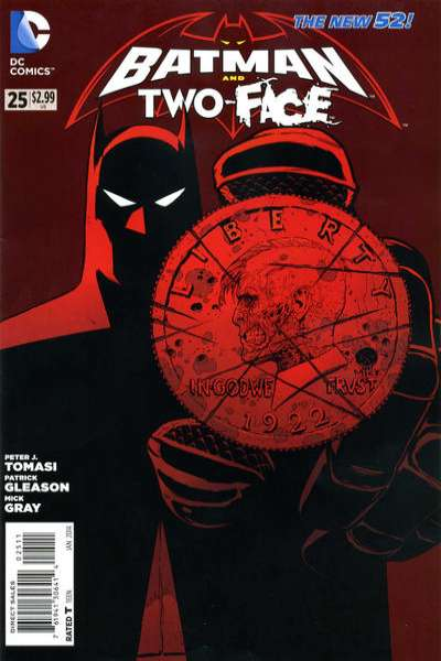 Batman and Robin #25 comic books for sale