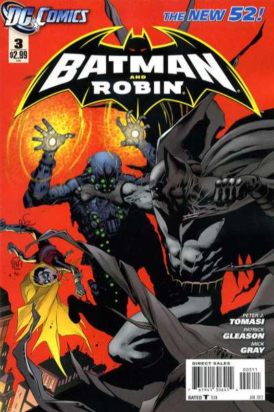 Batman and Robin #3 Comic Books - Covers, Scans, Photos  in Batman and Robin Comic Books - Covers, Scans, Gallery