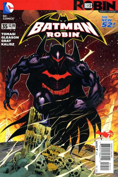 Batman and Robin #35 Comic Books - Covers, Scans, Photos  in Batman and Robin Comic Books - Covers, Scans, Gallery