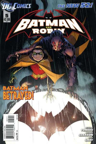 Batman and Robin #5 Comic Books - Covers, Scans, Photos  in Batman and Robin Comic Books - Covers, Scans, Gallery