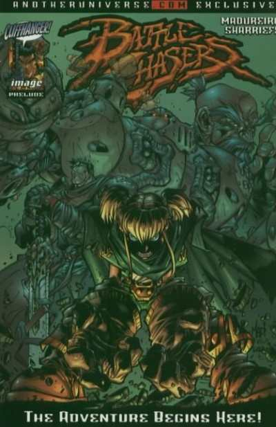 Battle Chasers #1 comic books - cover scans photos Battle Chasers #1 comic books - covers, picture gallery