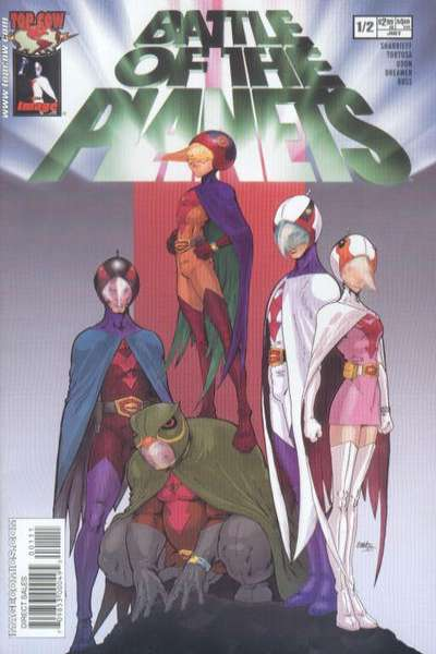 Battle of the Planets #0 comic books for sale