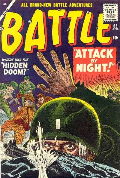 Battle #63 Comic Books - Covers, Scans, Photos  in Battle Comic Books - Covers, Scans, Gallery
