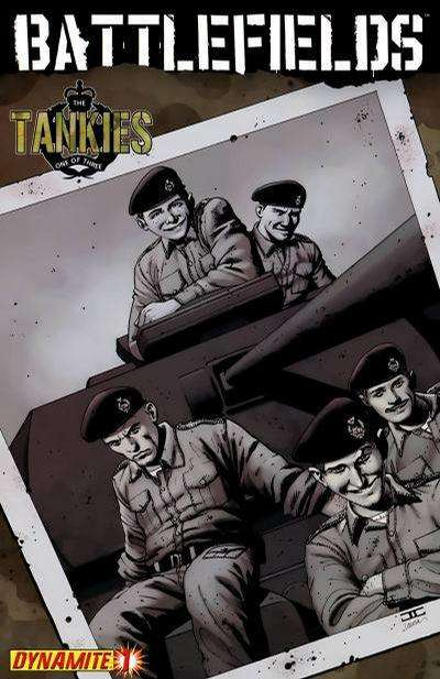 Battlefields: The Tankies #1 comic books for sale
