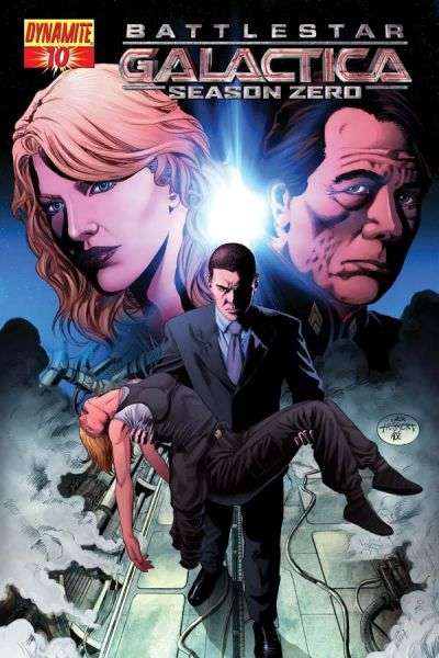 Battlestar Galactica: Season Zero #10 comic books for sale