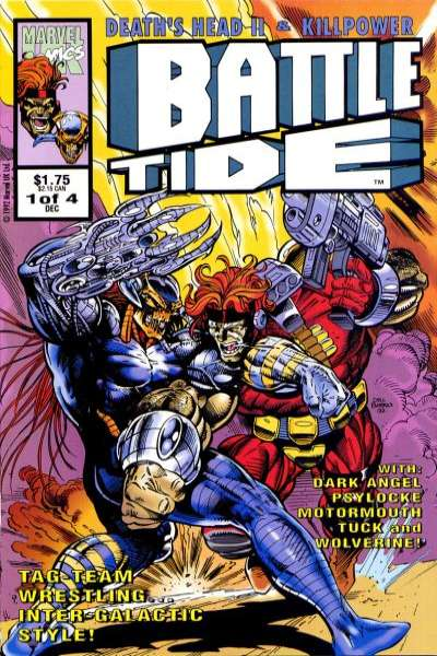 Battletide Comic Books. Battletide Comics.