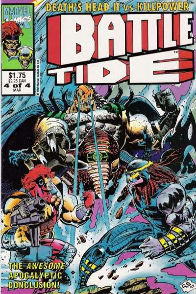 Battletide #4 Comic Books - Covers, Scans, Photos  in Battletide Comic Books - Covers, Scans, Gallery