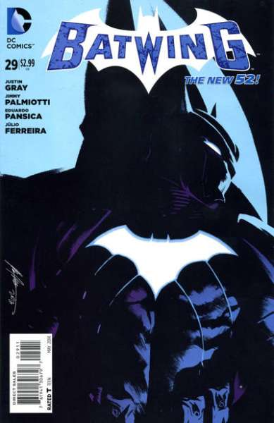 Batwing #29 comic books for sale